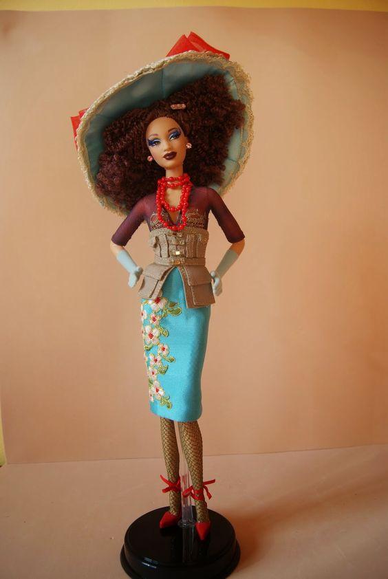 My Black Barbie: 2006