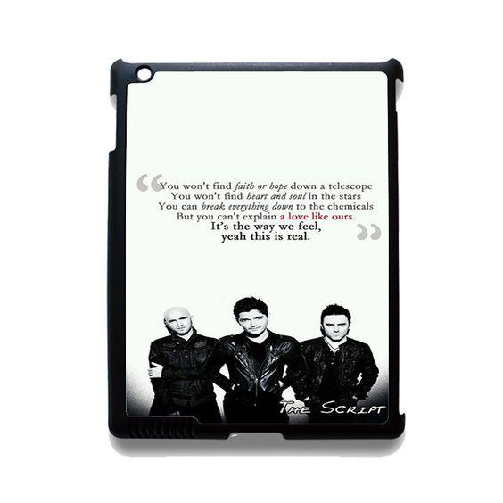 The Script Quotes TATUM-11007 Apple Phonecase Cover For Ipad 2/3/4, Ipad Mini 2/3/4, Ipad Air, Ipad Air 2