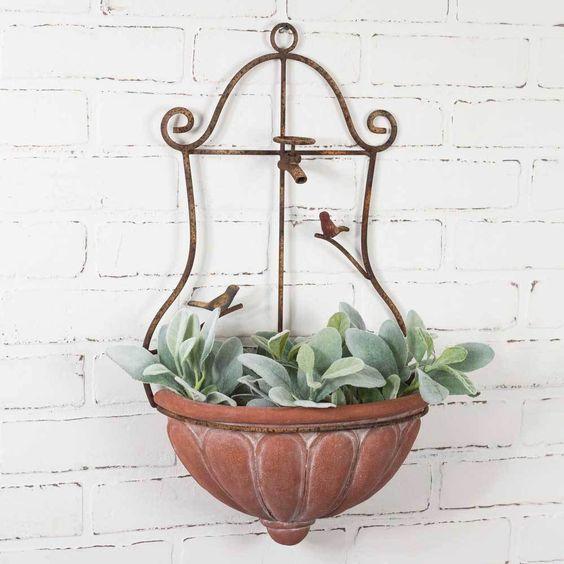 country garden planter