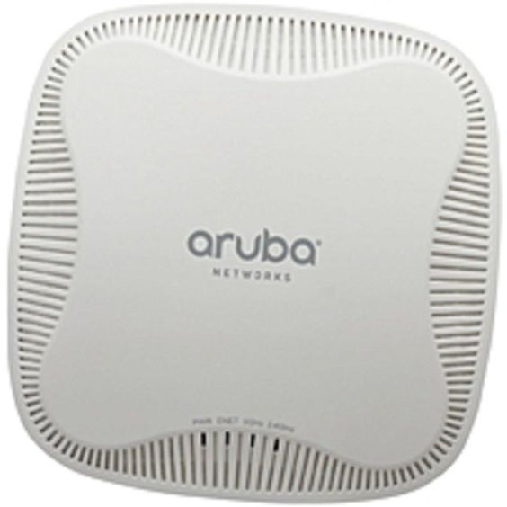 Aruba Networks AP-205 IEEE 802.11ac 867 Mbit-s Wireless Access Point - ISM Band - UNII Band - 4 x Antenna(s) - 4 x Internal Antenna(s) - Ceiling Mountable, Wall Mountable