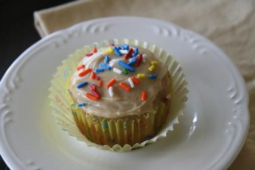 ... Cupcake Recipes : White Chocolate and Peanut Butter Banana Cupcakes