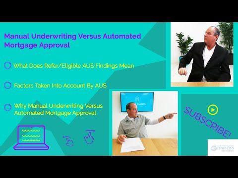 Fannie Mae Manual Underwriting Requirements Underwriting Fannie Mae Mortgage Approval