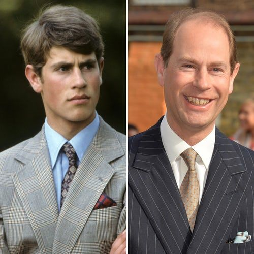 Prince Edward, Earl of Wessex ~ The youngest of Queen Elizabeth ...