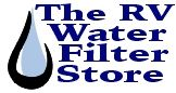 RV Water Filter Store: UV filter bulb, Portable, removable countertop water filters that attach to your   sink faucet and have their own dispensers.  They utilize replaceable filter cartridges.