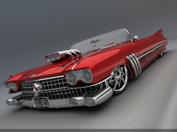 1959 Cadillac Lowrider