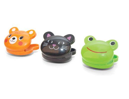 Kikkerland Design Inc » Products » Bag Clips + 6 Animals