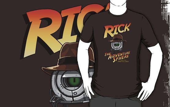 Rick The Adventure Sphere! by R-evolution GFX