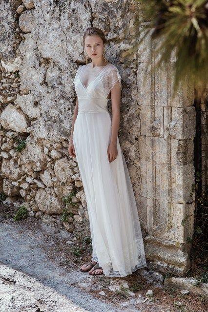 Catwalk photos and all the looks from Sophia Kokosalaki - Bridal Spring/Summer 2016 Ready-To-Wear New York Fashion Week