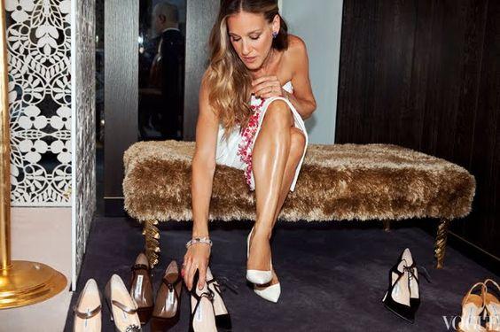 Bom dia, linda quarta feira! Você ama sapatos mas nem sempre sabe como combinar? Corre lá no site que tem todas as dicas para não errar!  www.dicasdacarol.com.br