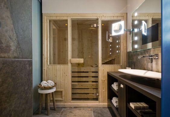Badezimmer Mit Sauna - Design