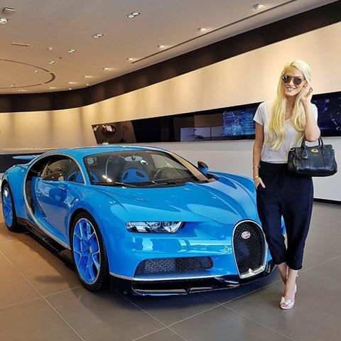 Alex That Girl With The Cars Supercarblondie Instagram Photos And Videos Fast Sports Cars Cool Sports Cars Bugatti Chiron