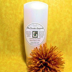Luxurious Shea Butter Hand and Body Lotion