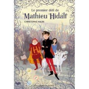 Le premier défi de Mathieu Hidalf -