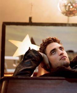 Rob Pattinson Blackbook Mag Sept