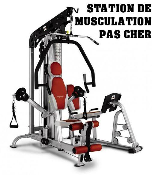 Banc De Musculation Pas Chere Idees