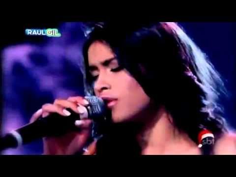 Raul Gil - Robinson, Jamilly, Brenda, Jotta A.  Hallelujah  2012 The Voice