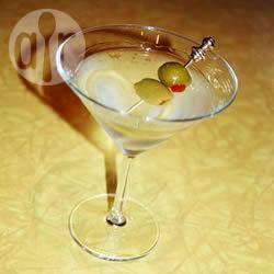 Gin Martini @ allrecipes.co.uk