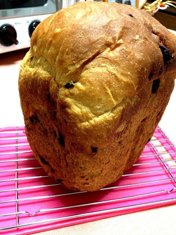 Raisin bread☆