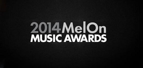 Vencedores do MelOn Music Awards 2014