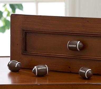 football knobs