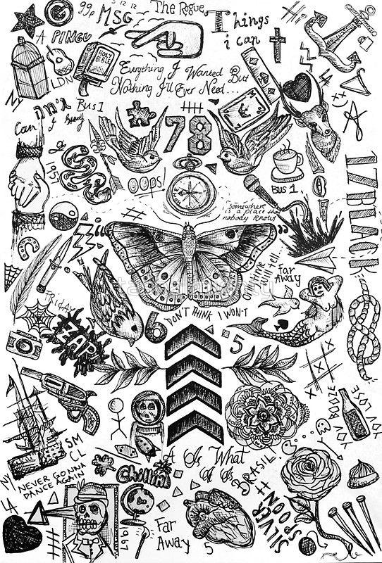 19 Fondos tatuajes