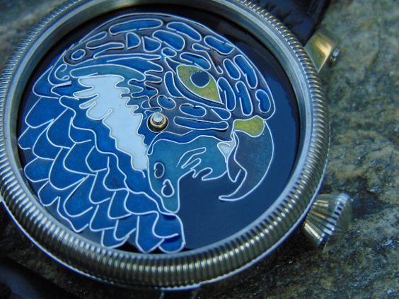 Enamel cloisonne. ( dial watch, icon, etc....) - Page 2 Cb9df465bd5e6f618176e20b5efb6846