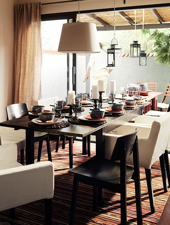 Ikea Dining Room Ideas Inspiration Decorating Design