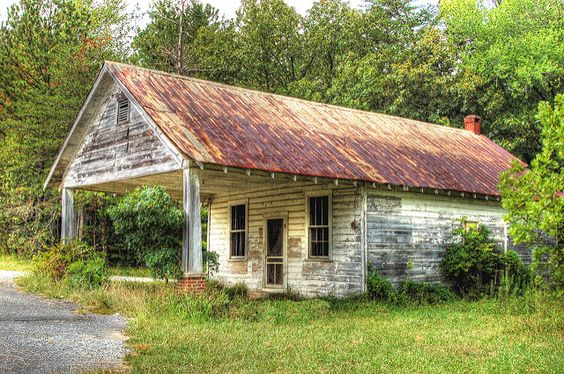 Old Store | Near Cartecay, GA | Pat Henson | Flickr