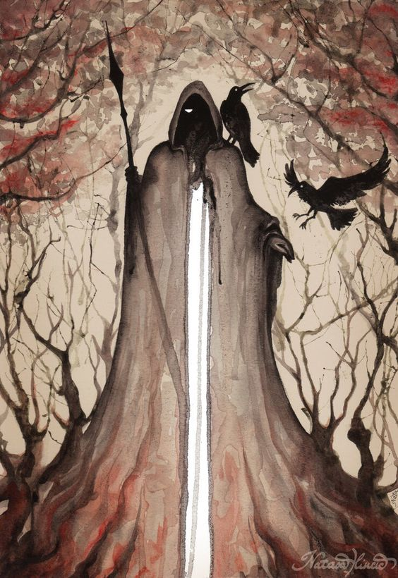 Image result for odin Wisdom, Magic, and Shamanism