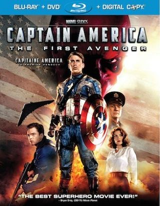 Captain America The First Avenger 2011 Dual Audio Hindi