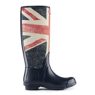 Perfect for the Diamond Jubilee - Original Brit Boot