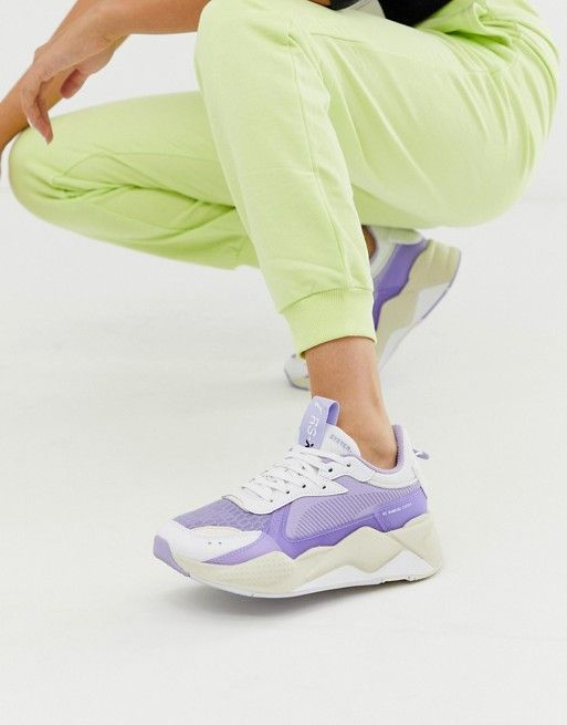 Puma Rs-X Tech trainers | Sneakers, Romika, Shoes world