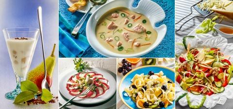Low Carb Diätplan zum Abnehmen - Kohlenhydratarme Diät