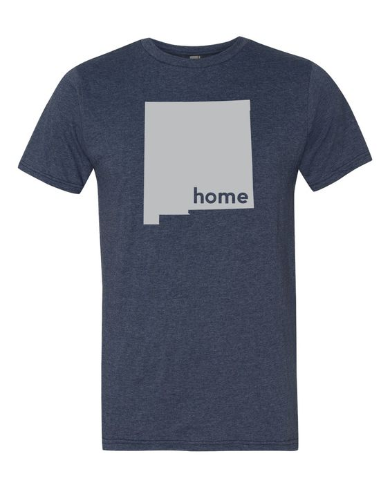 New Mexico Home T-Shirt