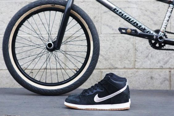 "Nigel Sylvester x Nike SB Dunk High ""S.O.M.P."" Preview"