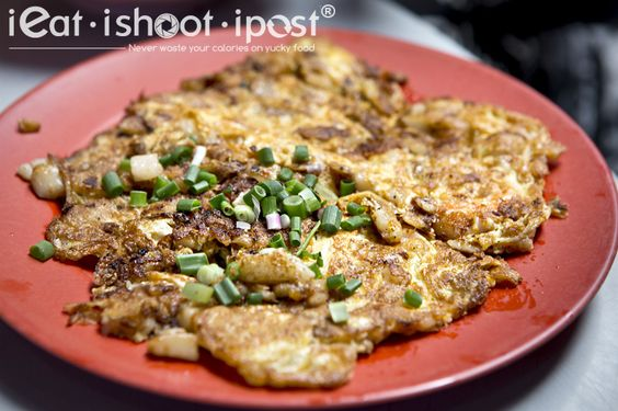 ieatishootipost blogs Singapore's best food: Miow Sin Carrot Cake: It tastes as good as it looks!