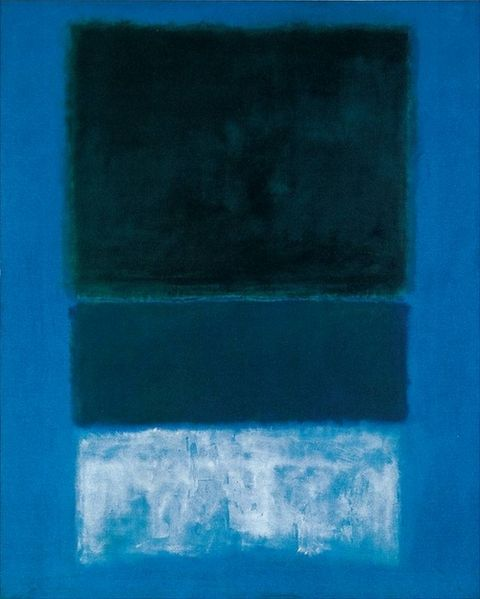 deadpaint:  Mark Rothko, Untitled No. 15: