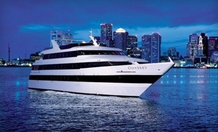 48% off Three-Hour Dinner Cruise Sunday–Tuesday, Wednesday–Friday, or Saturday from Odyssey Cruises (Up to 53% Off) - Now only $49    Earn cash back on purchase at #spreadsave    #localdeal #savings #cashback #boston