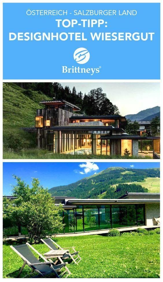 Designhotel-Salzburger-Land Das-Wiesergut Im Reiseblog von Britta - modernes design spa hotel