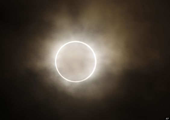 click for individuals shots of the solar eclipse of 5/21/12.
