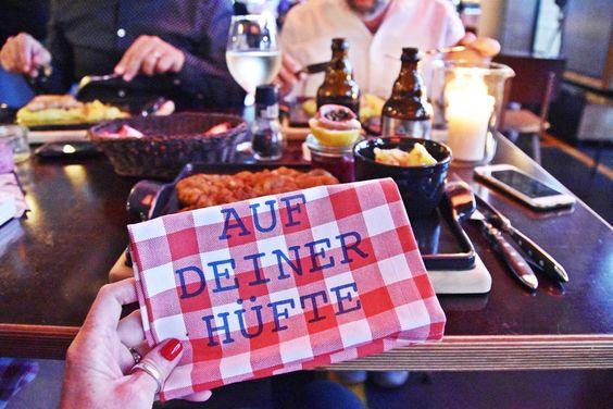Hamburg - 25hours Hotel Hafencity - Heimat Küche +Bar  | luzia pimpinella