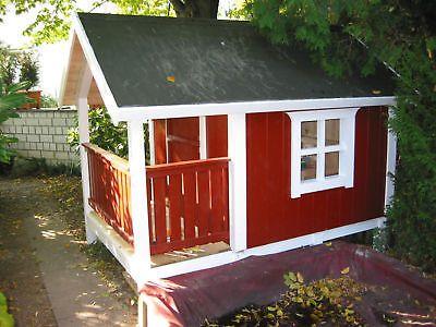 Bauplan Bauanleitung Kinderspielhaus Stelzenhaus Spielhaus Baumhaus Schwedenhaus in Spielzeug, Spielzeug für draußen, Spiel- & Gartenhäuser | eBay