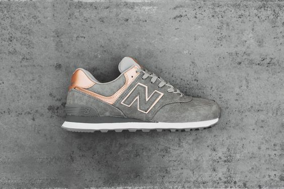 The New Balance Precious Metals 574 is the latest and most shimmery 574.