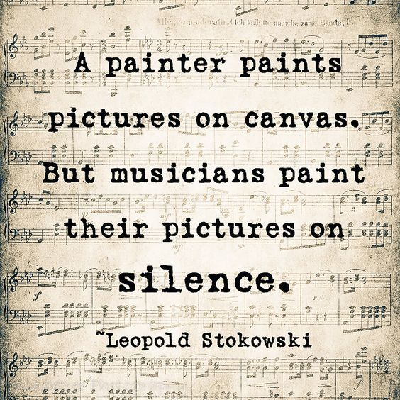 Music Quote Musical Notes Vintage Feel Leopold Stokowski Sepia Natural For the Musician , 8 x 10 Word Art Print. $16.00, via Etsy.: