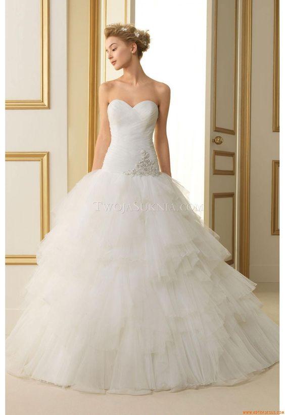 Wedding Dress Luna Novias 172 Torino 2013