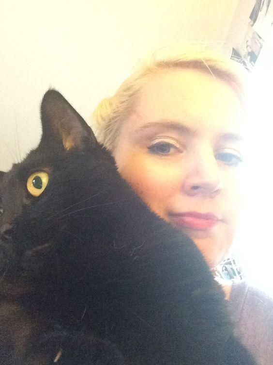 Miss kitty & i