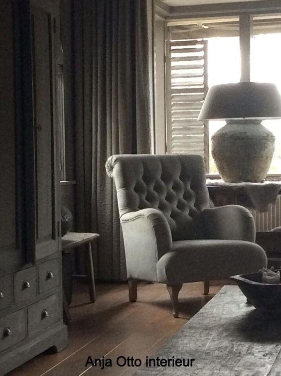 De wilgengaarde in ruinen heeft meubels van hoffz for Hoffz interieur nl
