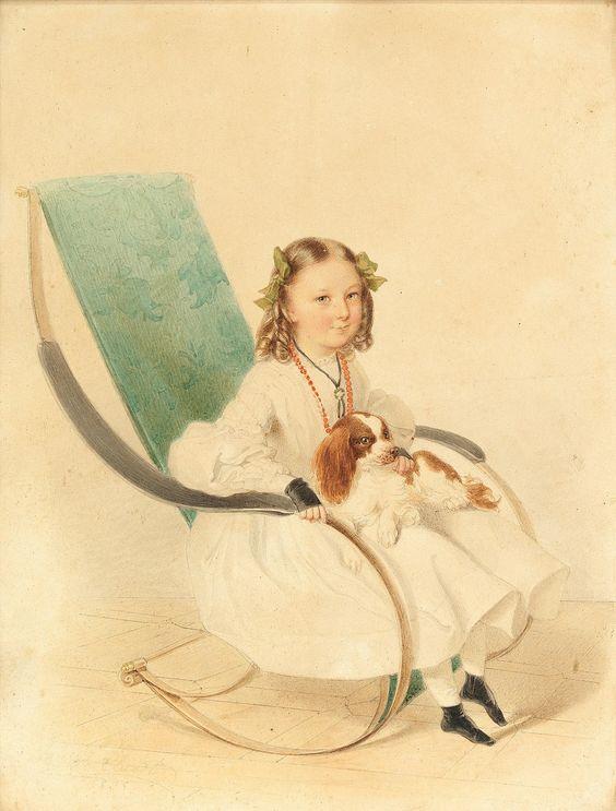 Helene Шувалова, 1838 - костюм коктейль: