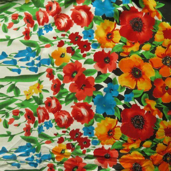 NN4 White Multi Floral