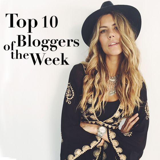 Bloggers of the week
